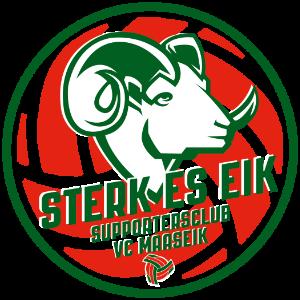 Logo Sterk Es Eik - Supportersclub VC GREENYARD Maaseik