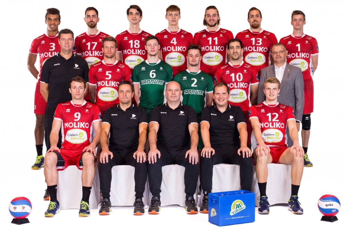 Team VC GREENYARD Maaseik 2017 - 2018