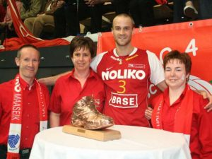 Bronzen Schoen 2008-2009 Alec Holubec