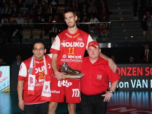 Bronzen Schoen 2011-2012 Simon Vandevoorde