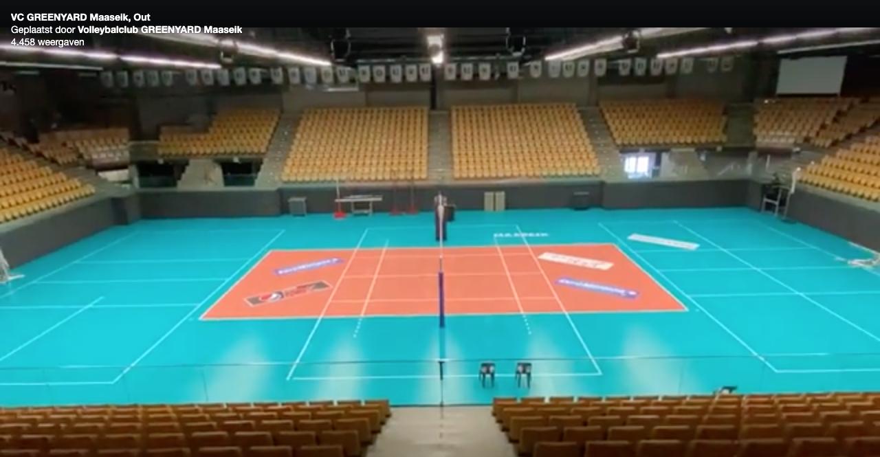 Lege Steengoed Arena - Seizoen 2019-2020 ten einde