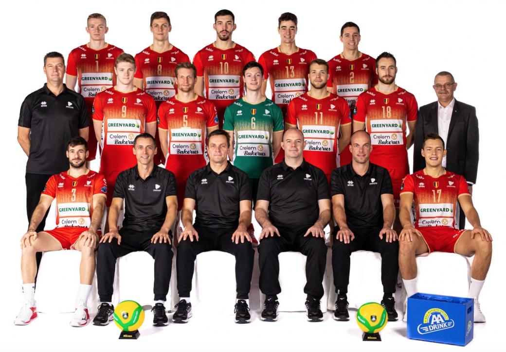 Team VC GREENYARD Maaseik 2019-2020