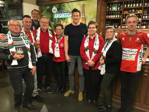 TVL Sportcafé met Joël Banks en Seppe Baetens