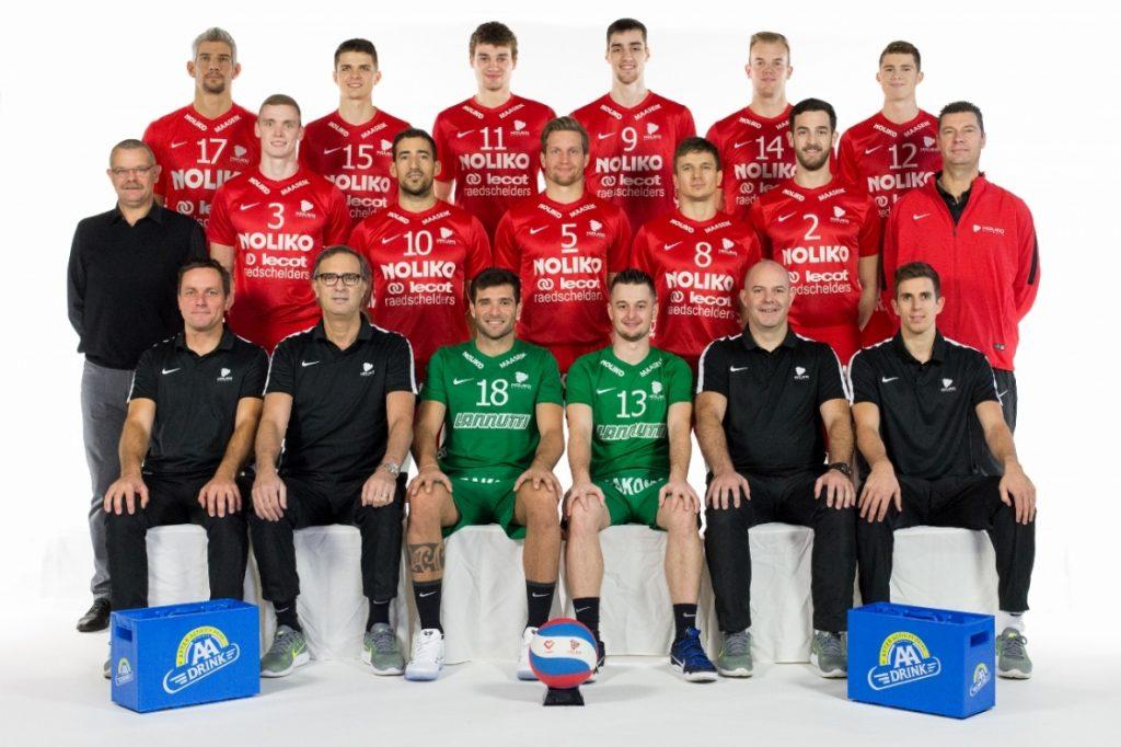 NOLIKO Maaseik seizoen 2016-2017