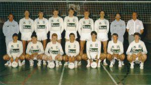 Team NOLIKO Maaseik 1985-1986