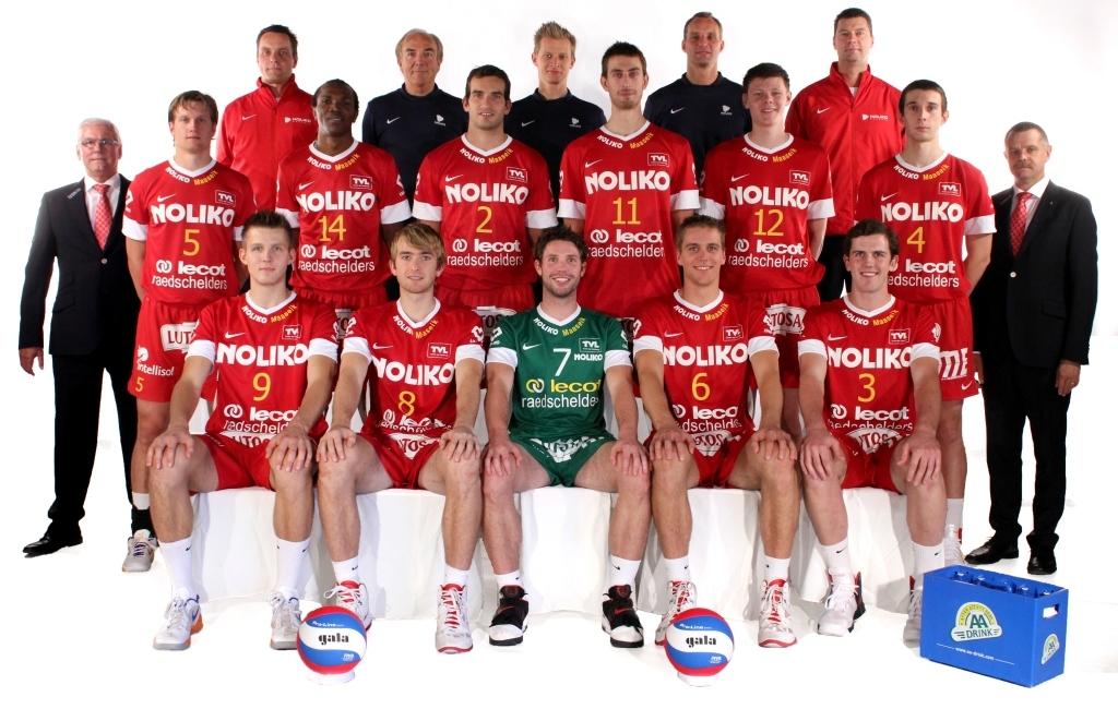 Team NOLIKO Maaseik 2012-2013