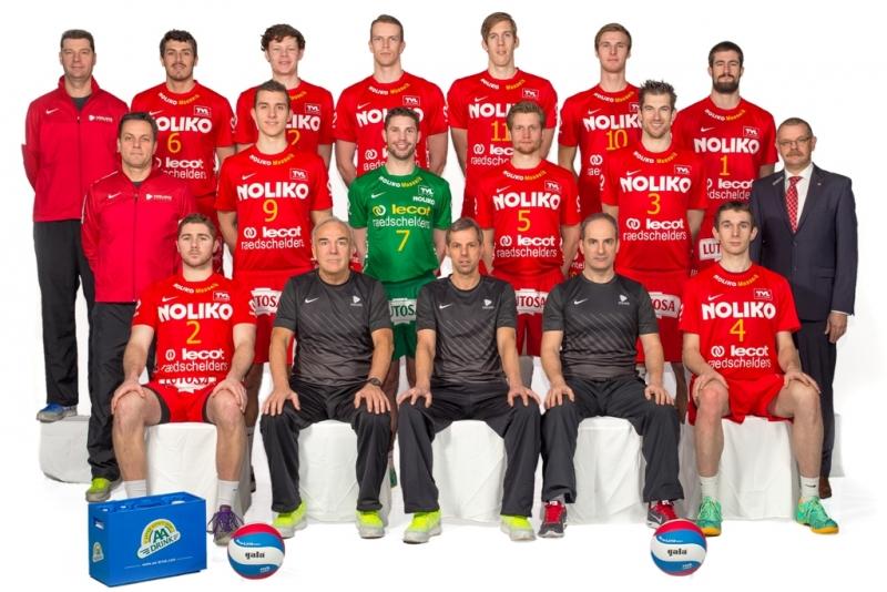 Team NOLIKO Maaseik 2013-2014