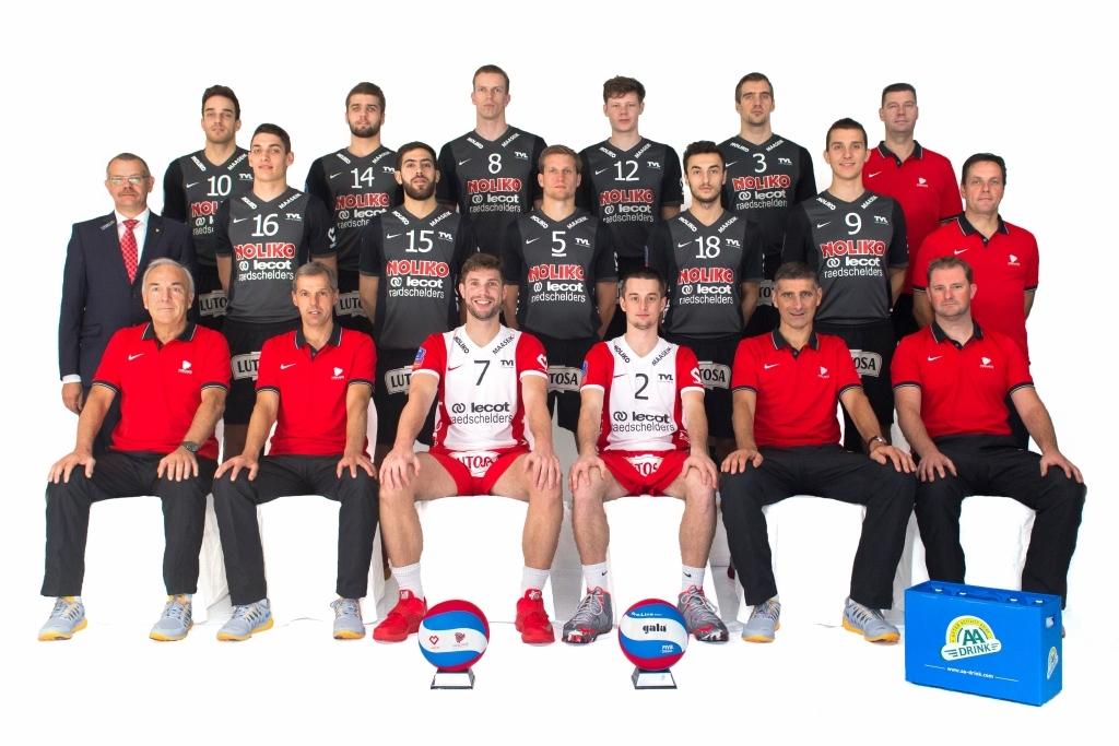 Team NOLIKO Maaseik 2014-2015