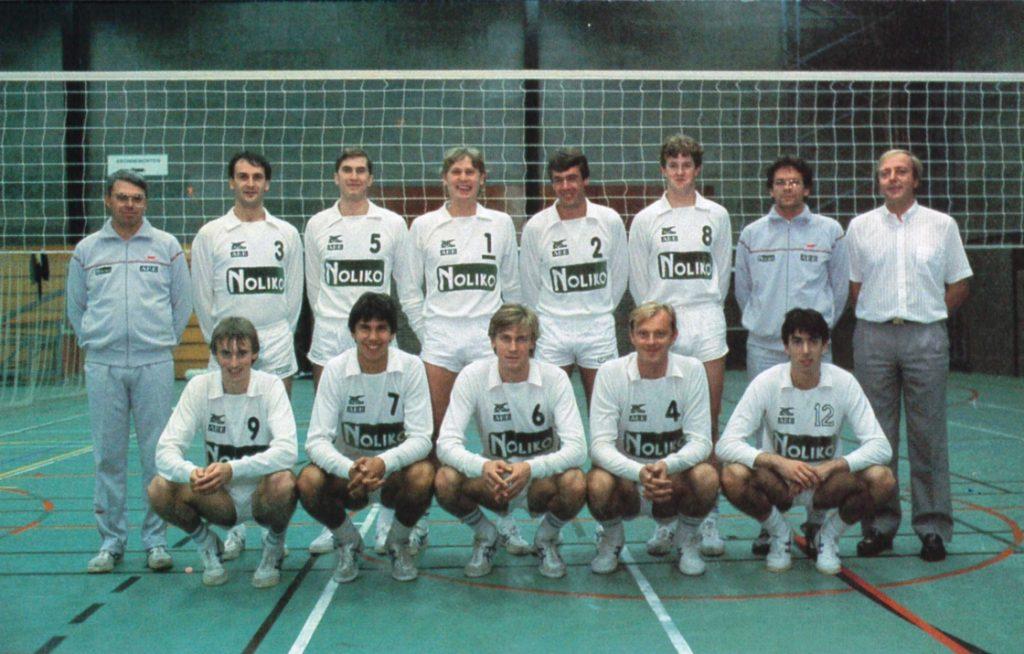 Team NOLIKO Maaseik 1986 - 1987