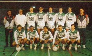 Team NOLIKO Maaseik 1987-1988