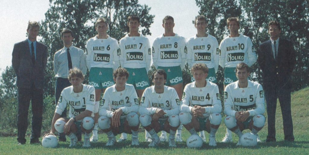 Team NOLIKO Maaseik 1988-1989