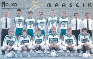 Team NOLIKO Maaseik 1989-1990