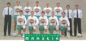 Team NOLIKO Maaseik 1990-1991