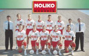 Team NOLIKO Maaseik 1991-1992