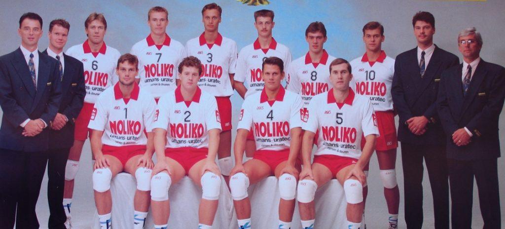 Team NOLIKO Maaseik 1992-1993