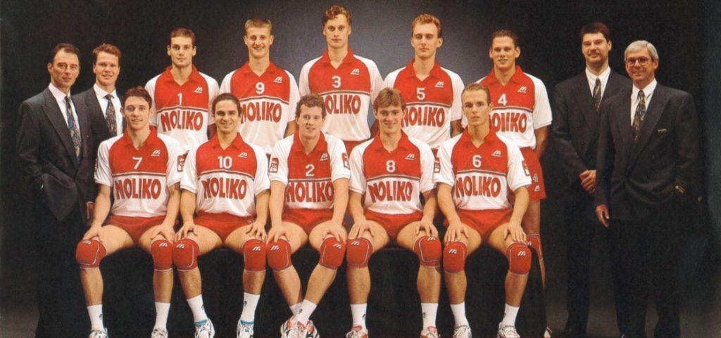 Team NOLIKO Maaseik 1993-1994