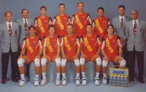 Team NOLIKO Maaseik 1995-1996
