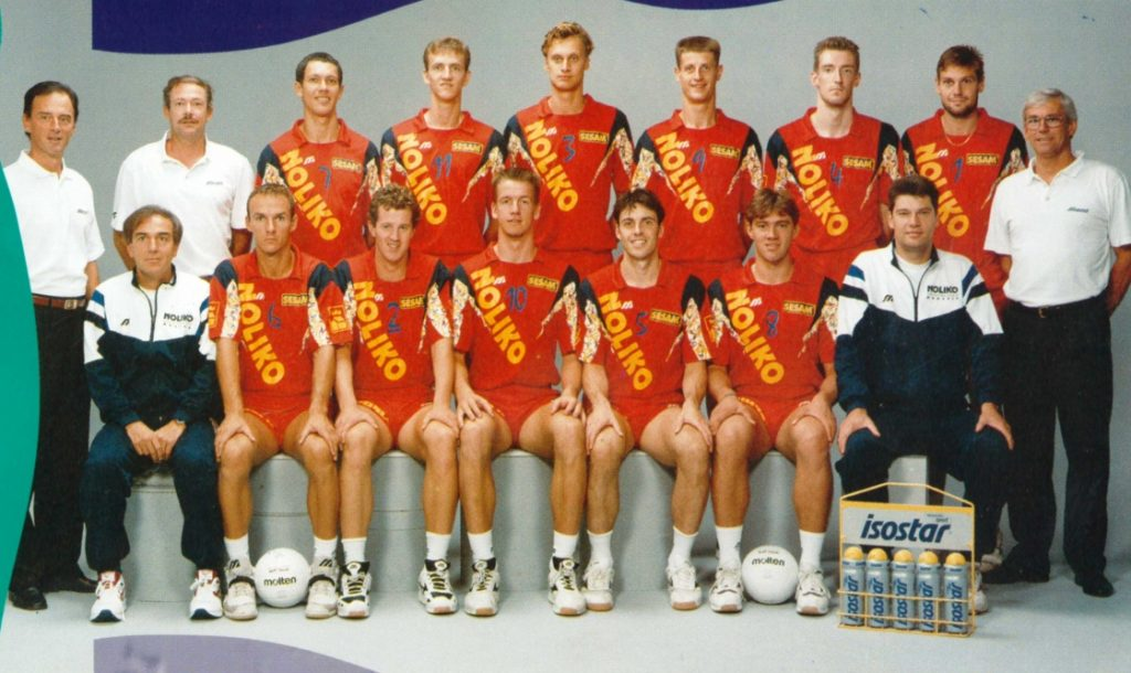 Team NOLIKO Maaseik 1996 - 1997
