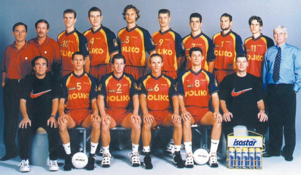 Team NOLIKO Maaseik 1997-1998