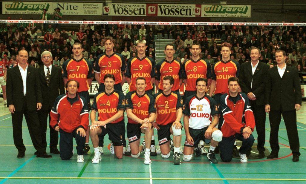 Team NOLIKO Maaseik 1998 - 1999