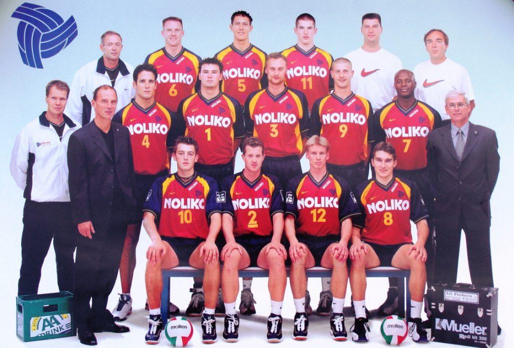 Team NOLIKO Maaseik 1999 - 2000