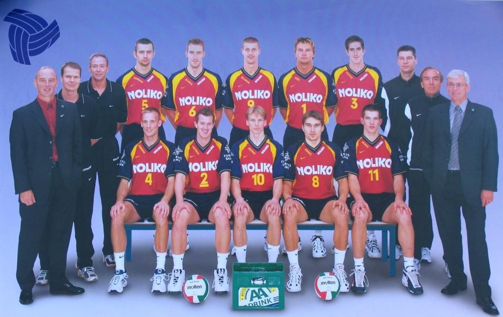 Team NOLIKO Maaseik 2000-2001