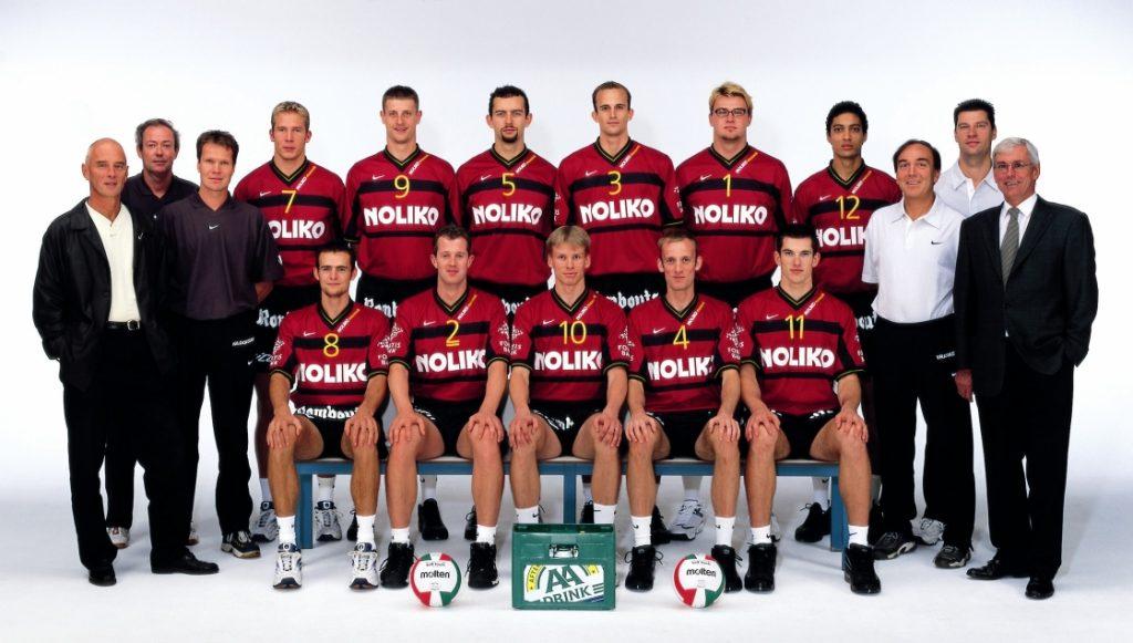 Team NOLIKO Maaseik 2001 - 2002