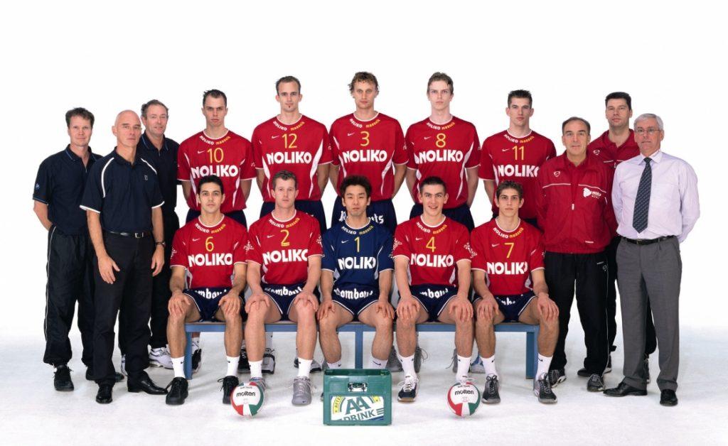 Team NOLIKO Maaseik 2002 - 2003