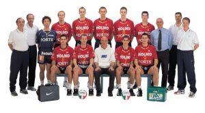 Team NOLIKO Maaseik 2003 - 2004
