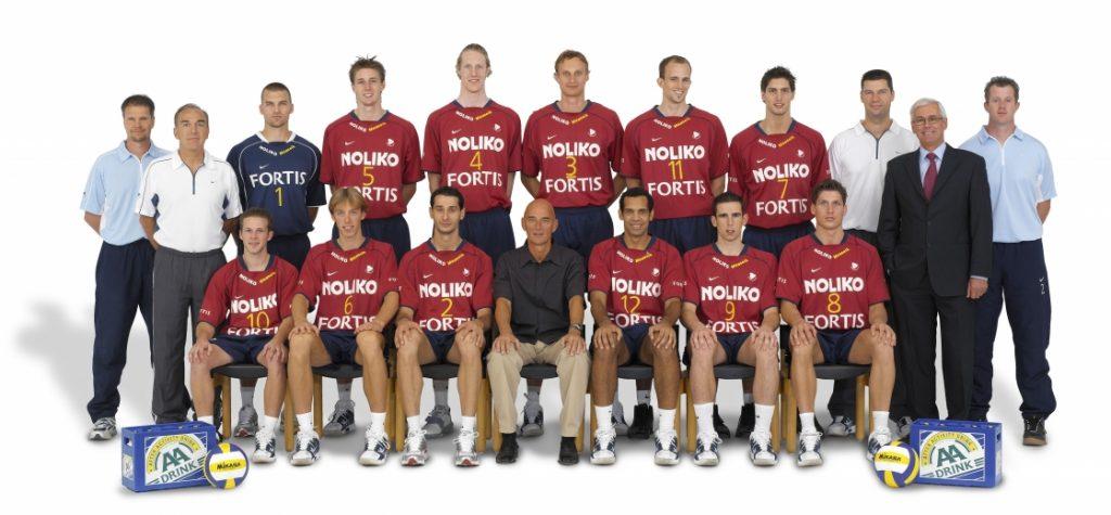Team NOLIKO Maaseik 2005 - 2006