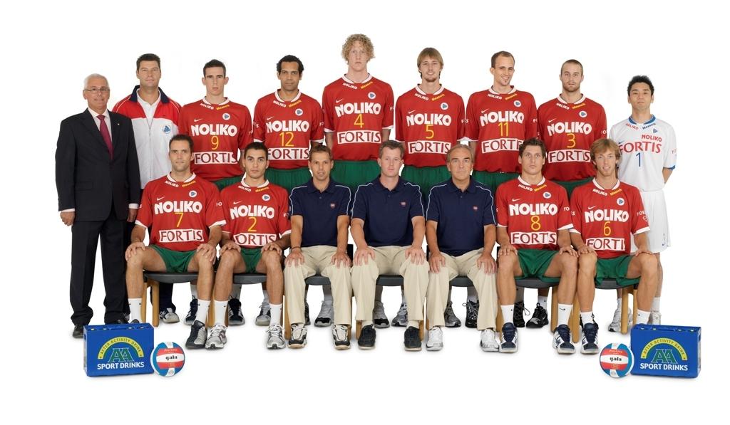 Team NOLIKO Maaseik 2006 - 2007