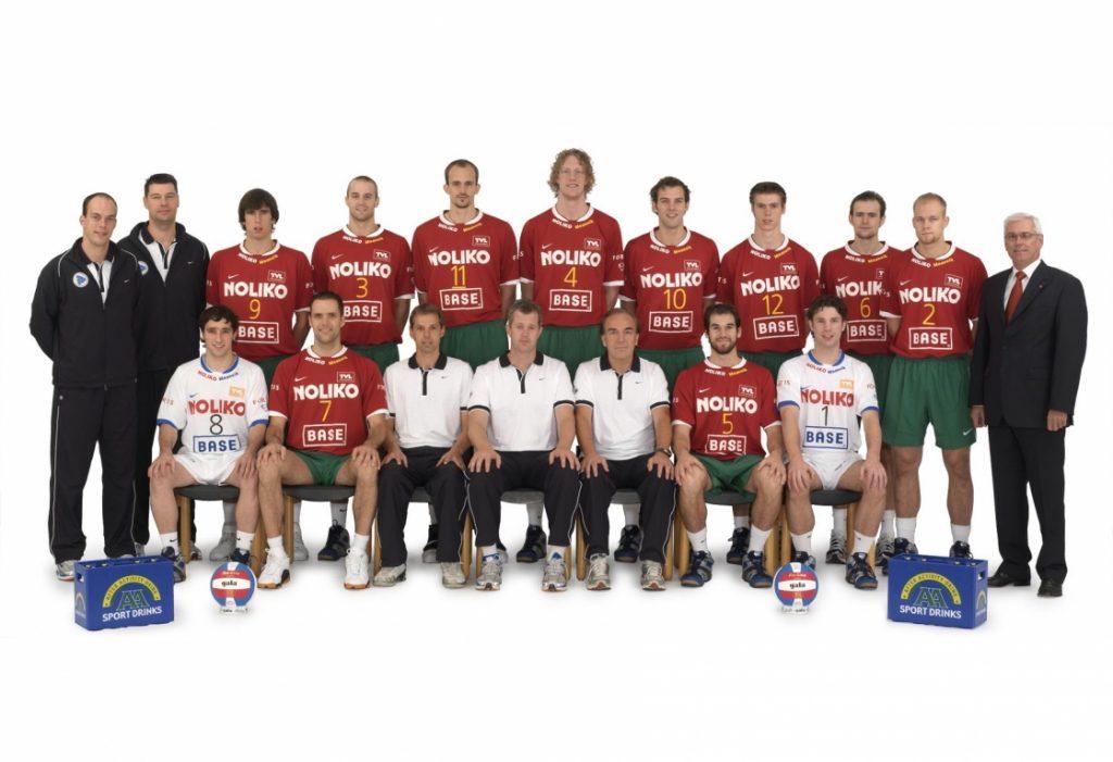 Team NOLIKO Maaseik 2007 - 2008