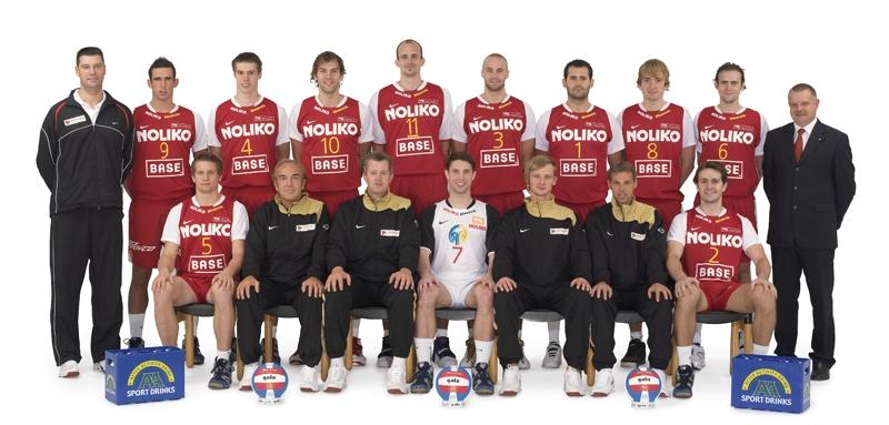 Team NOLIKO Maaseik 2008 - 2009