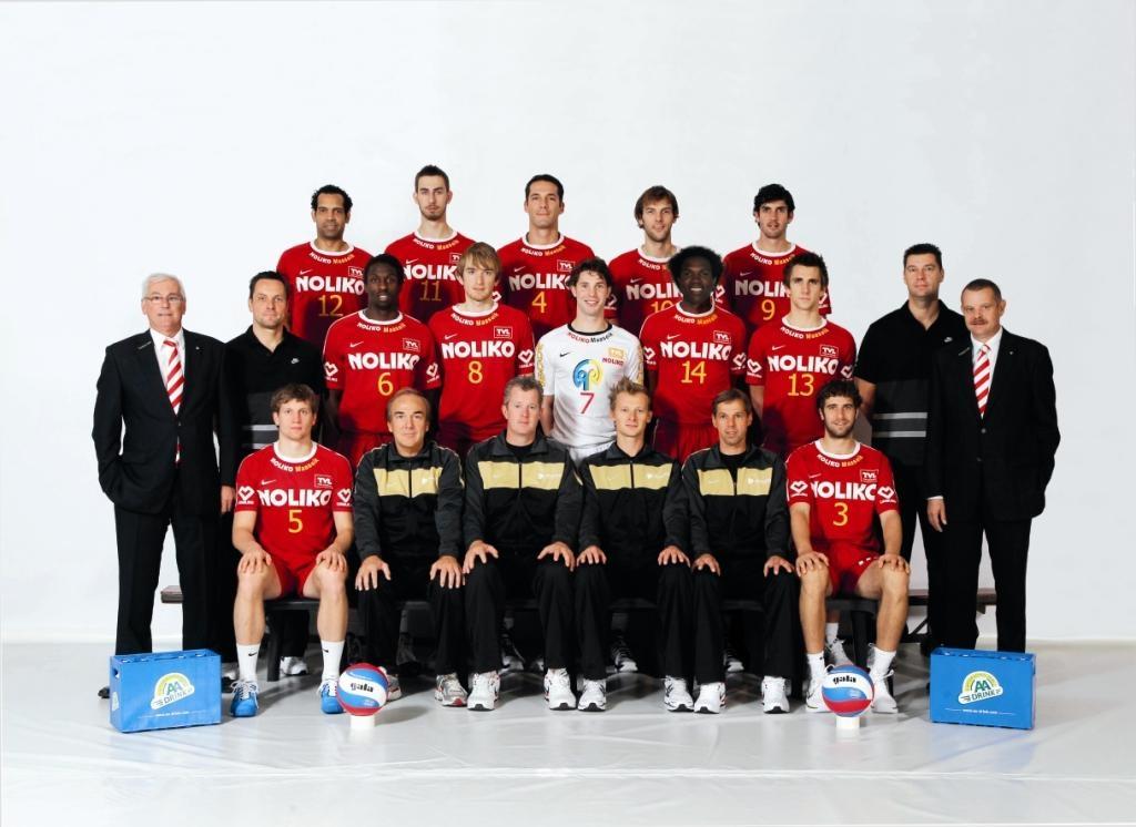 Team NOLIKO Maaseik 2010 - 2011