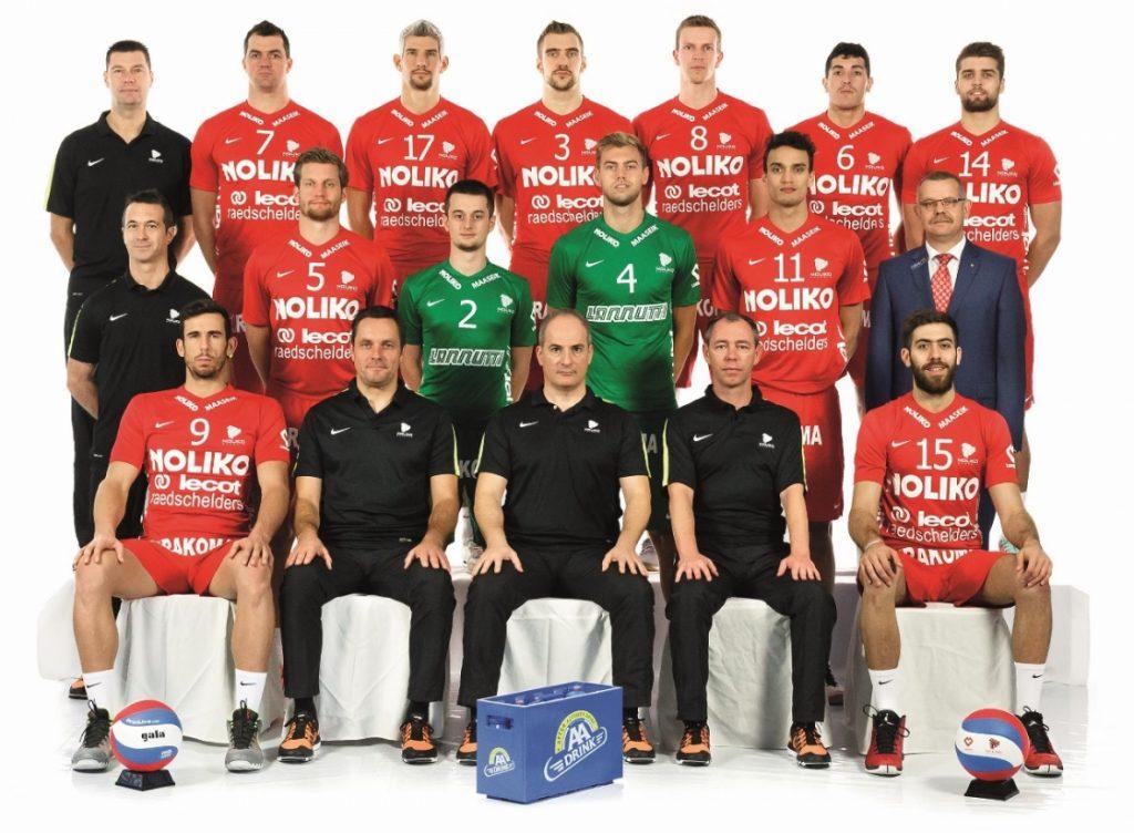 Team NOLIKO Maaseik 2015 - 2016