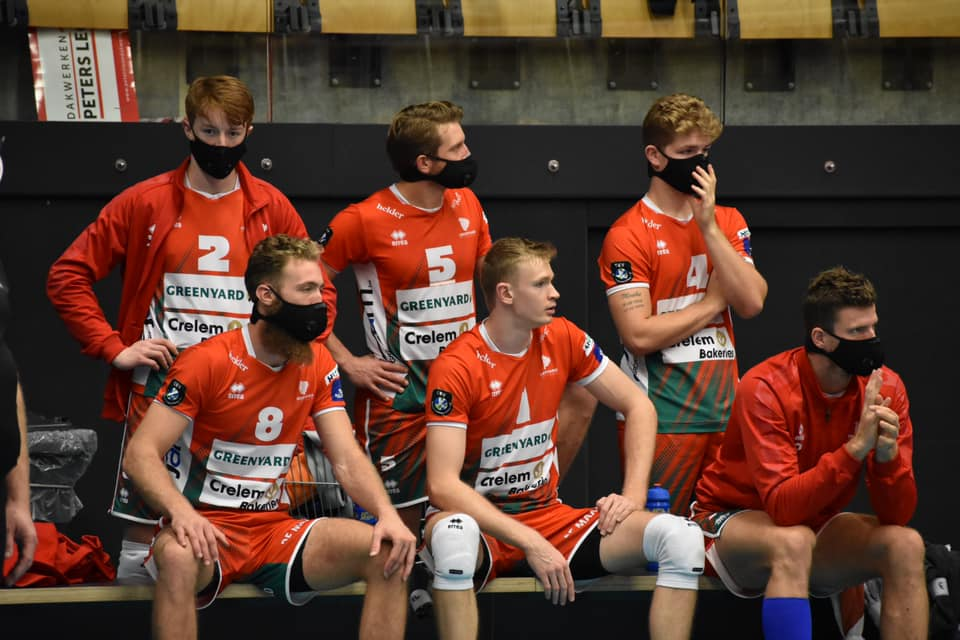 Geen volleybal in Euromillions Volley League