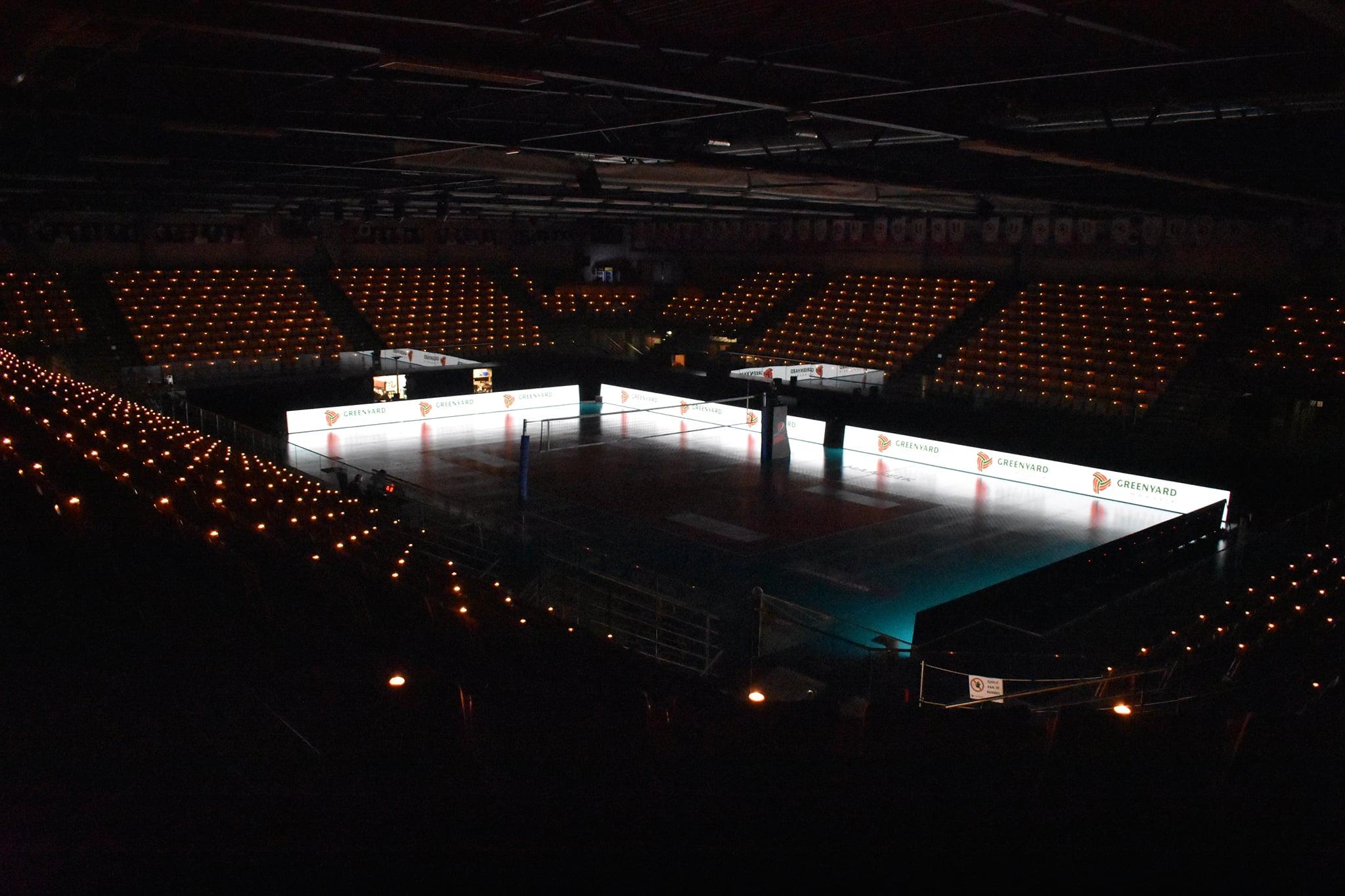 VC GREENYARD Maaseik brengt licht in deze duistere tijden
