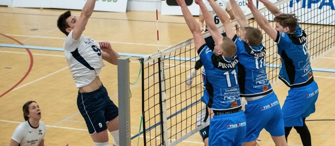 Veeti Nikkinen, nieuwe transfer uit Finland